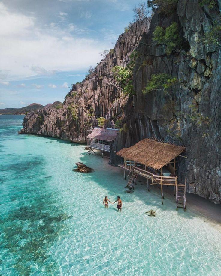 фото самых красивых мест для отдыха хорошо видно хвост