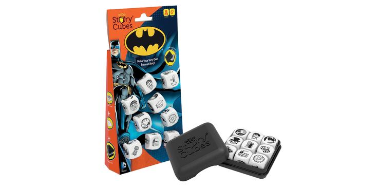 Make Your Very Own Batman Story With Rory's Story Cubes: Batman - GeekDad