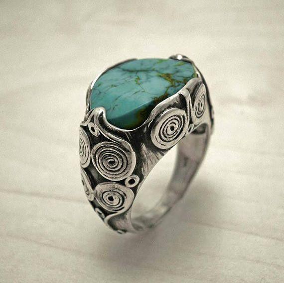 Sterling silver ringethnic silver ringantique ringvintage