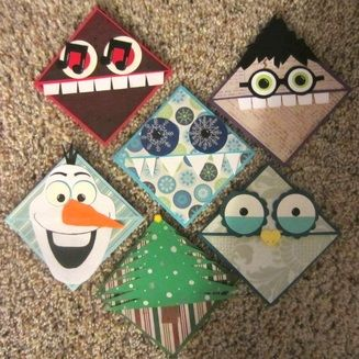 This is one of those craft projects that any person, any age would enjoy. I sell monster bookmarks on Etsy, if interested in purchasing, here's a link to my store! This weekend was all about the...
