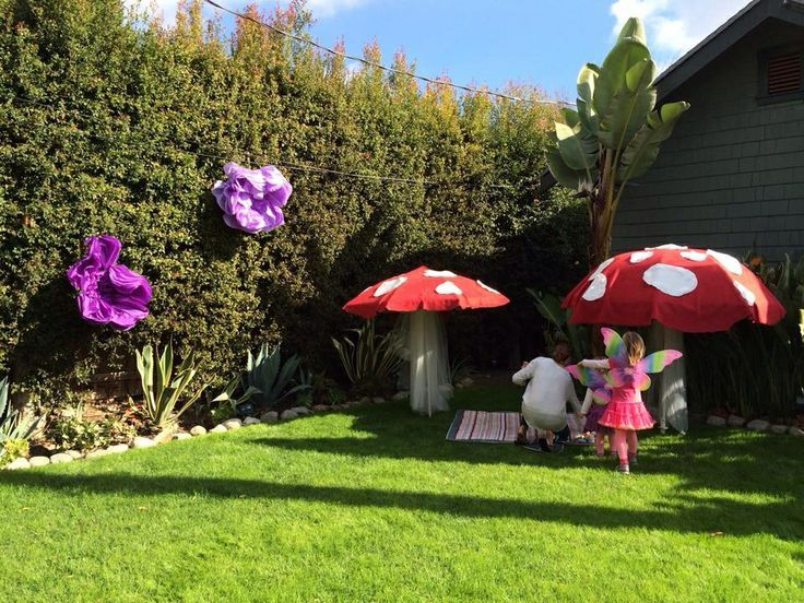 pixie hollow party ideas - Google Search