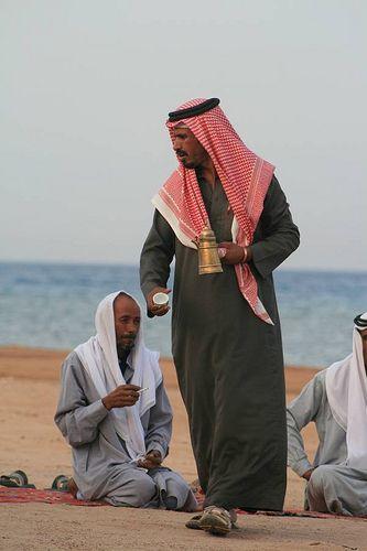 Tarabin, Sinai Egitto . Un cafetito????