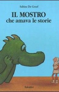 Il mostro che amava le storie - MammaMoglieDonna