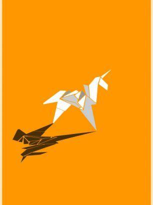 """""""Blade Runner"""", 70cm x 100cm"""
