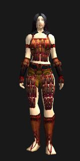 Ravager's Mail - Transmog Set - World of Warcraft