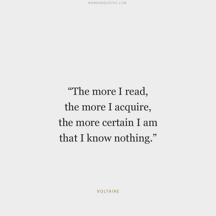 Voltaire                                                                                                                                                                                 More