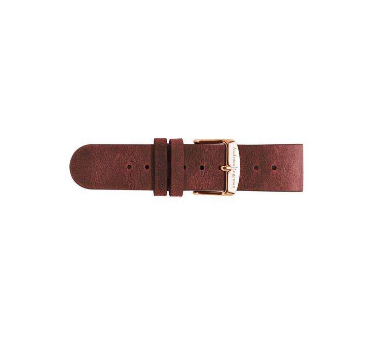 Wristband Red Oslo (pre-order)