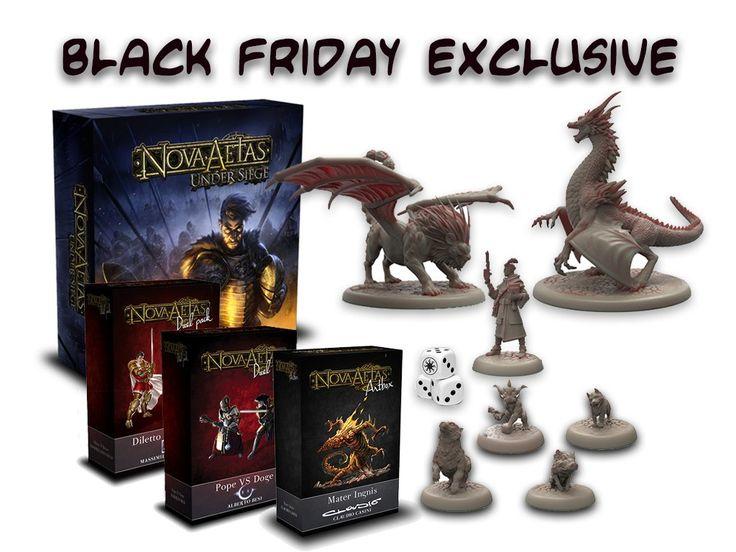 Nova Aetas Add-Ons Bundle Black Friday Exclusive