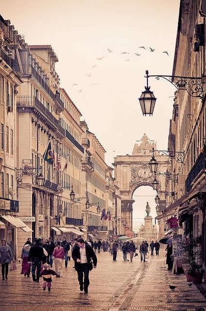 Lisboa, si es con JAVI