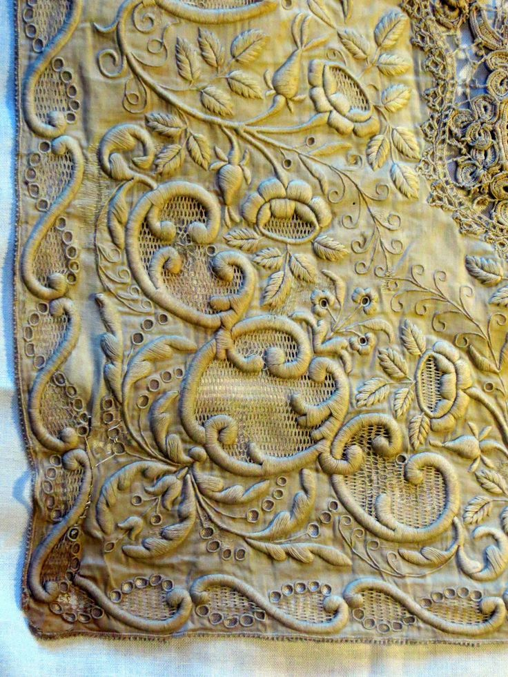 Cindy Needham- She does beautiful work using vintage linens.