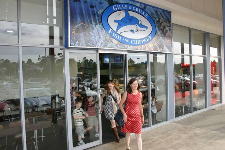 Gills & Grills Fish and Chippery Rowville