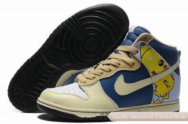 sports shoes 9da0c 5f8e2 ... authentic chaussures nike dunk sb pokemon pikachu wheat royal bleu  blanc hommes www 9491c 45f59 ...