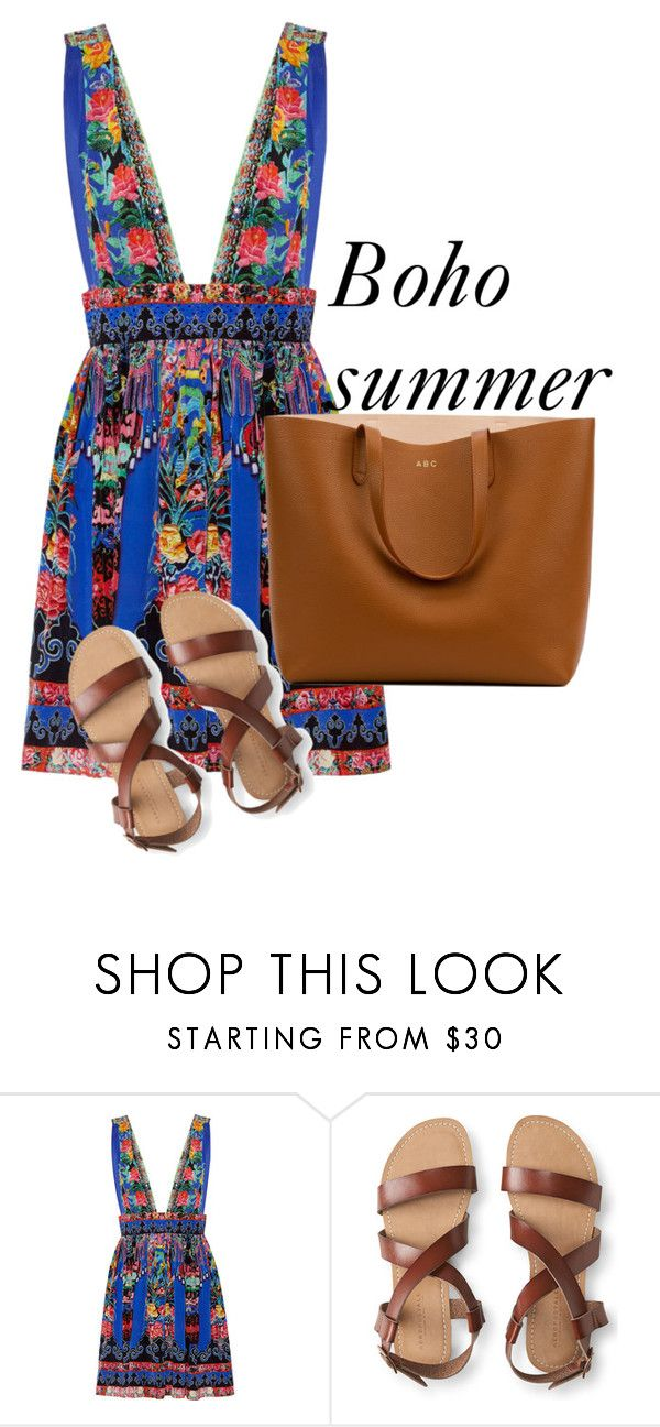 Boho summer by isizuniga on Polyvore featuring Camilla, Aéropostale, Summer and boho