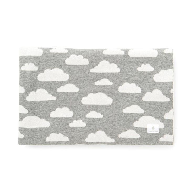Cloud Knit Blanket