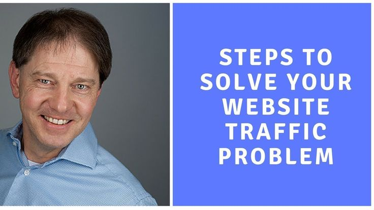 Steps to Solve YourWebsite TrafficProblem