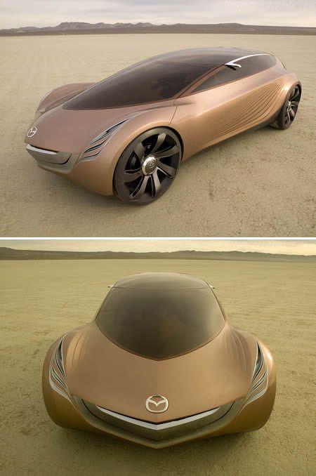 concept cars/ Mazda Nagare Concept Car-2006