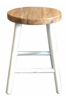 Interior Classics - Scandi Stool 45cm  White, $139.00 (http://www.interiorclassics.com.au/scandi-stool-45cm-white/)