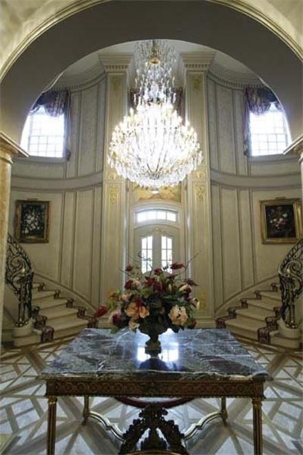Elegant Foyer Colors : Best images about double staircase on pinterest