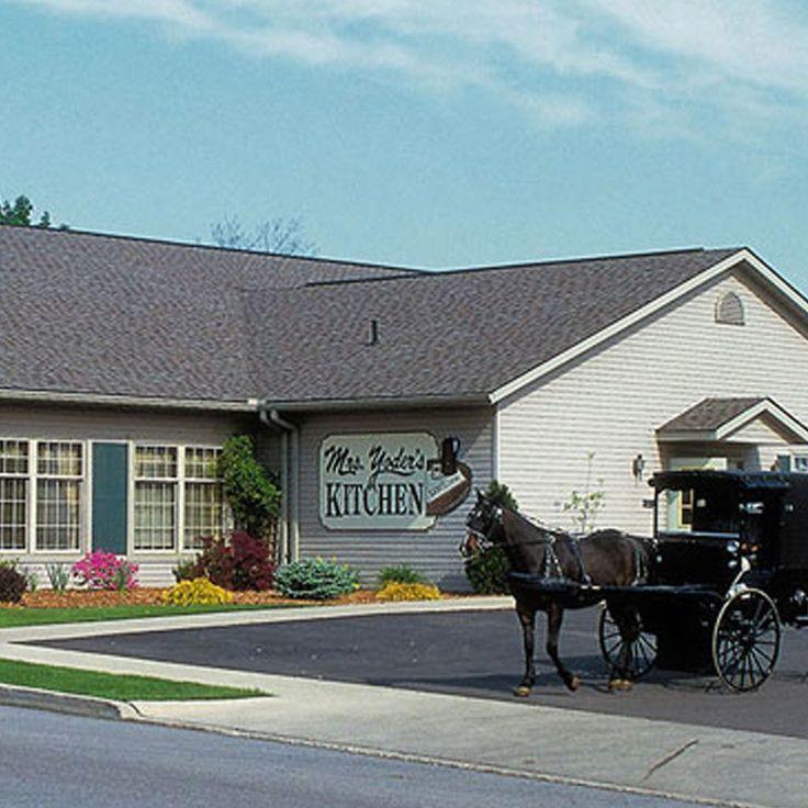 Amish Restaurant, Amish