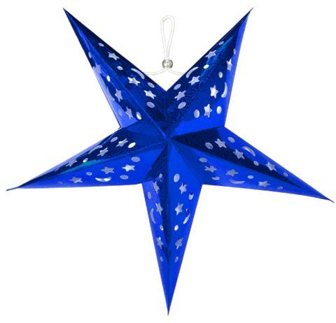 8 best 18 star lampshade lanterns images on pinterest paper star paper star lanterns18 inch blue star paper lantern lampshade45cm oitems aloadofball Images