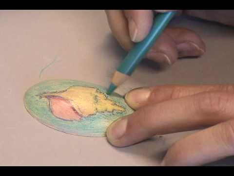 How to Color copper metal with color pencils for jewelry « Jewelry