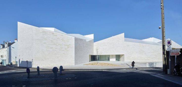 Centre culturel de vertou atelier fernandez serres for De atelier architects