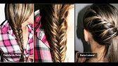 Penteados Faceis de Fazer Sozinha 2016 - YouTube
