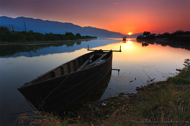 Lake Kerkini, Serres, Macedonia in North Greece