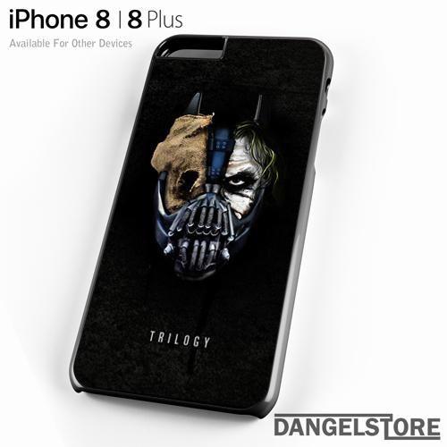 Batman Trilogy For iPhone 8 | 8 Plus Case