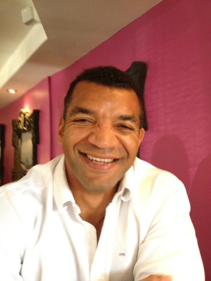 Rugby Legend: Emile Ntamack