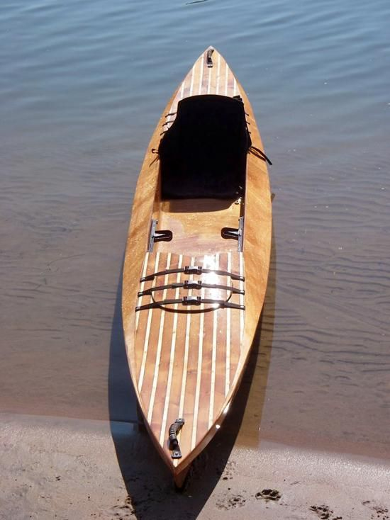 Sea Island Sport: Wooden Sit-on-Top Kayak   Boat building   Pinterest   Shops, Kayaks and Boats
