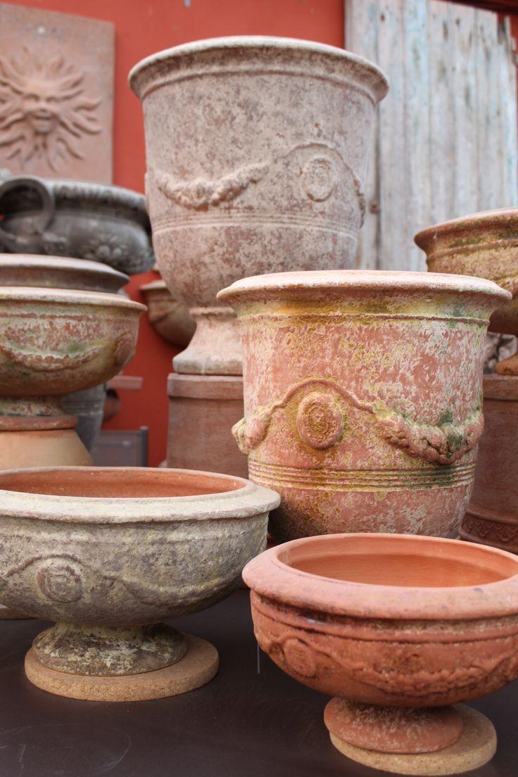 58 best french anduze pottery images on pinterest plant pots planter pots and corner. Black Bedroom Furniture Sets. Home Design Ideas