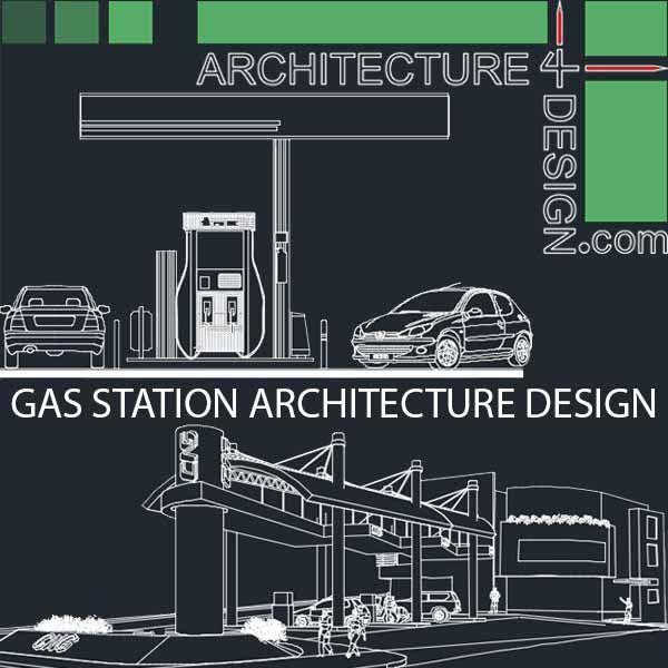 Image result for filling station design drawings pdf