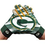 Green Bay Packers Stadium Fan Gloves at the Packers Pro Shop
