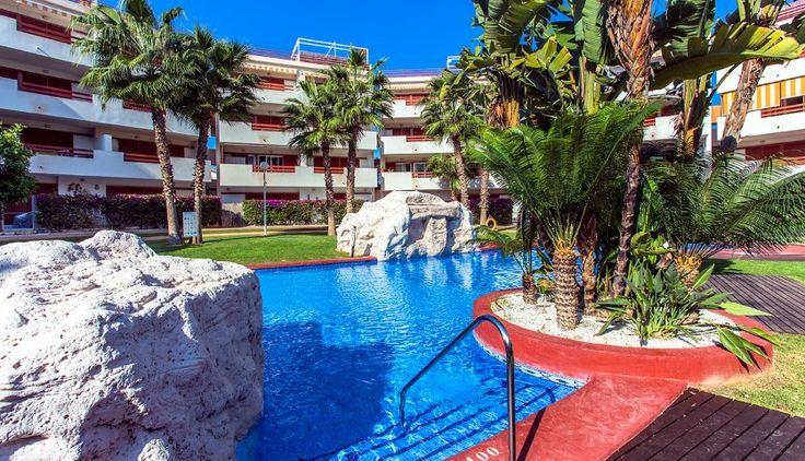 RicaMar Homes Real Estate Costa Blanca   2 Bed 2 Bathroom Penthouse in El Rincon - Playa Flamenca