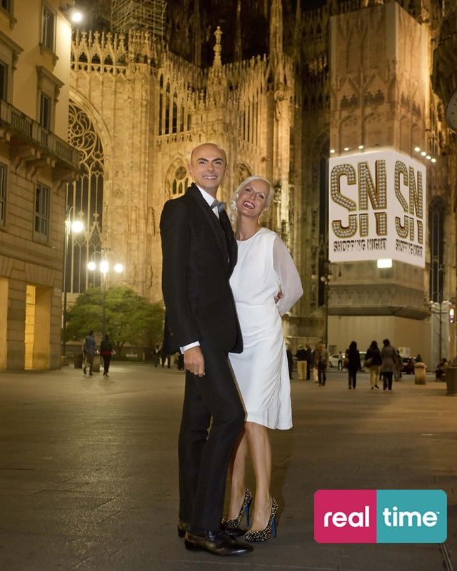 Real Time è: Shopping Night. Con Enzo Miccio e Carla Gozzi