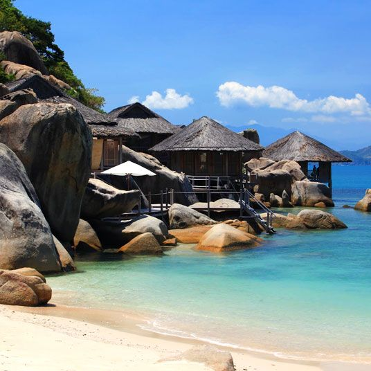 Six Senses Ninh Van Bay. Nha Trang, Vietnam. Best Luxury Hotel Deals