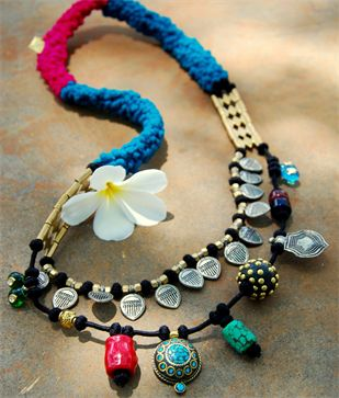 Mayabazaar classics like the Boho are available at KGAF15, testaments to everything you love about our brand!