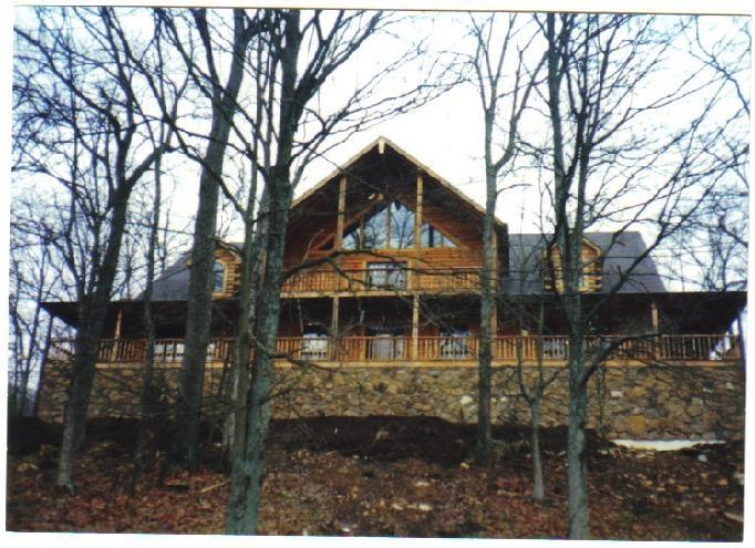 Tellico By Daniel Boone Log Homes I Call It Home Pinterest