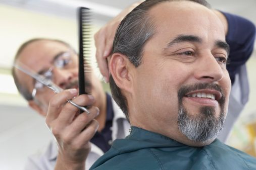 Learn the job description and responsibilities of a #barber. Salary, job outlook, career options and other barbering career information.