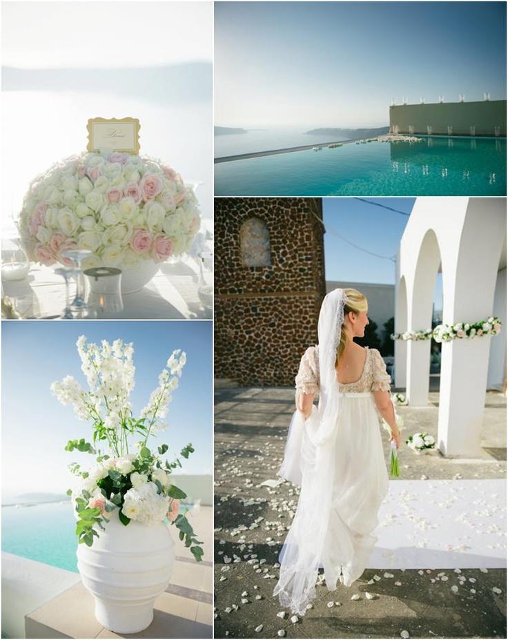- Flower Creations and Decoration: ''Wedding Wish Santorini'' (http://www.facebook.com/SantoriniFlowersAgrokipio)