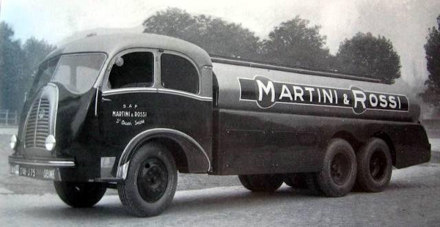 1949 Latil tanker