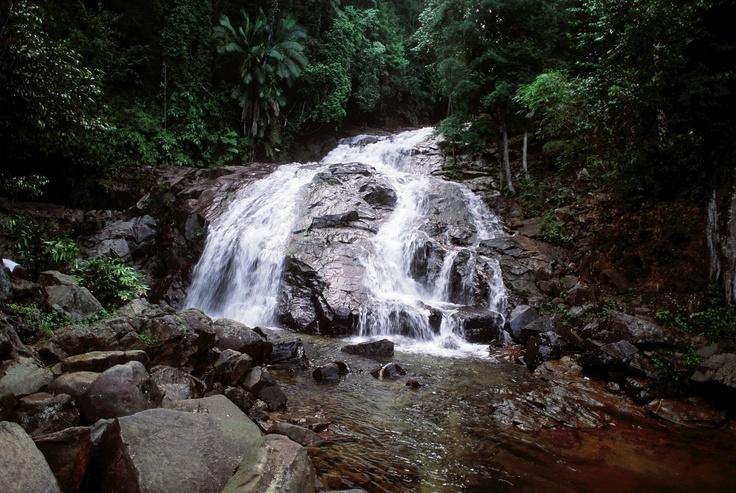 Kota Tinggi Waterfalls, Johor,Malaysia