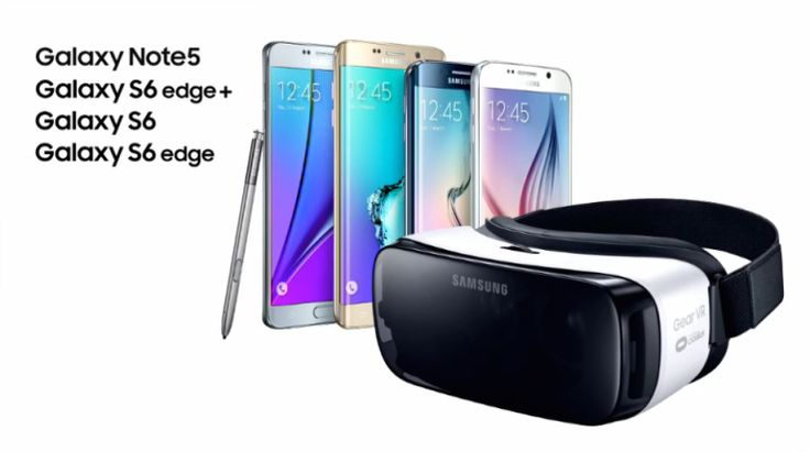 Oculus' New $99 Samsung Gear VR Makes Serious Virtual Reality Affordable - At half the price of its last mobile VR headset, the new $99 Oculus-made Samsung Gear VR is cheap enough to unlock virtual reality for the mainstream. Revealed today at the Oculus Connect conference, it works with the whole 2015 line of Samsung Smartphones including the Note 5, S6, S6 Edge, and S6 Edge+.   TechCrunch