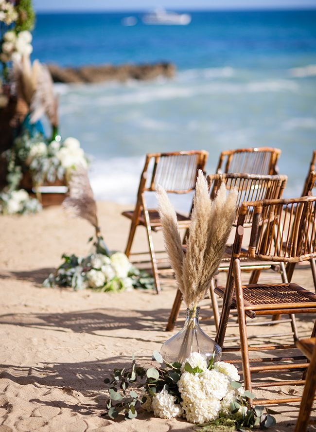 small beach wedding ceremony ideas%0A    Breathtaking Beach Weddings  Beach Wedding DecorationsWedding Ceremony