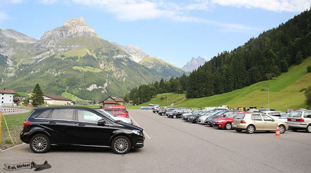 Alugando carro em Zurique, na Suíça