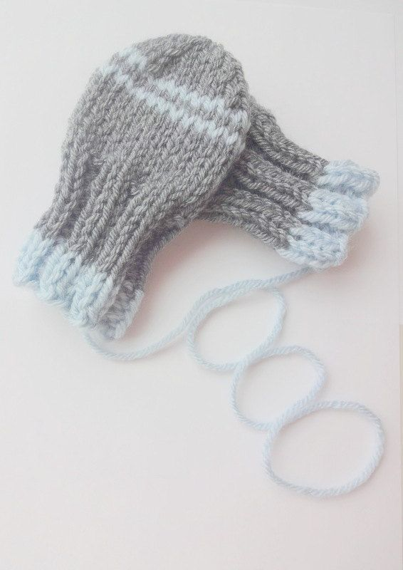 Knitting Patterns For Scratch Mittens : 25+ best ideas about Baby mittens on Pinterest Handmade baby items, Handmad...