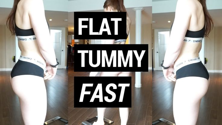 How to Get a Flat Tummy FAST | Hot for Halloween Ep. 1