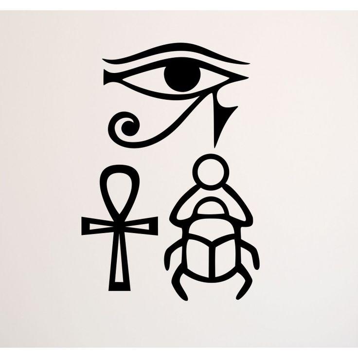 """Résultat de recherche d'images pour """"symboles egyptiens"""""""