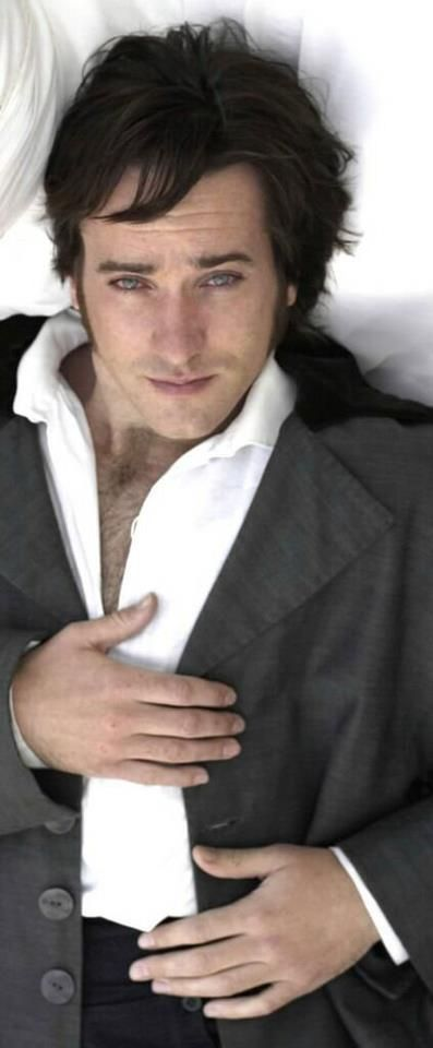 Mr Darcy - there are not words right now that do this justice... *sigh*